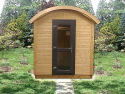 Shepherds Hut W2.2m x D3.8m