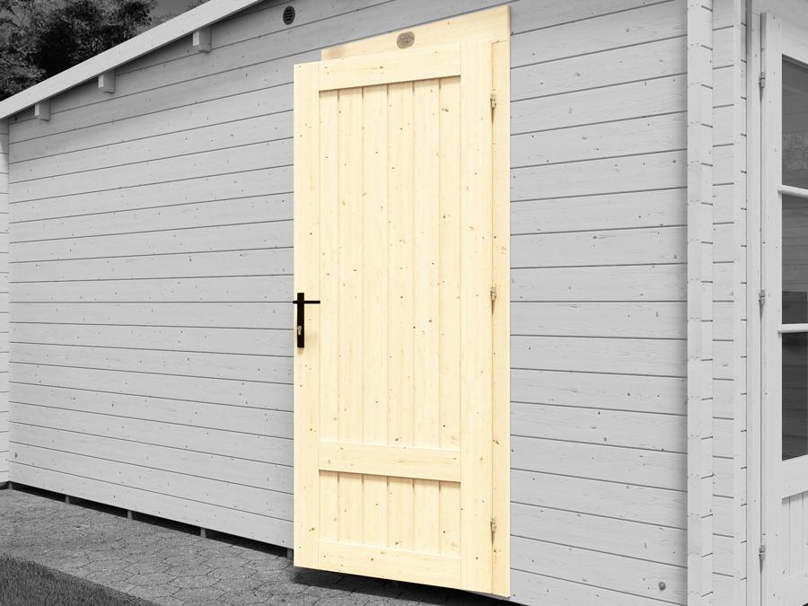 Additional Single Solid Door