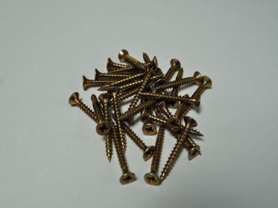 Box of 35mm Screws | Fence Systems