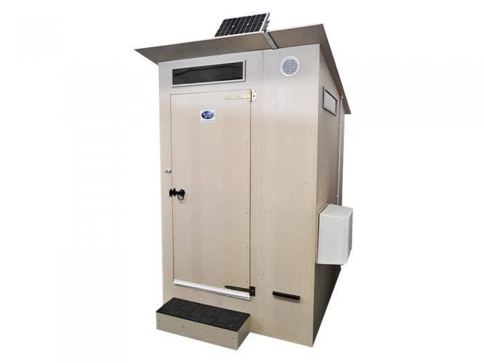Composting WPC Toilet MKI | Eco Toilet