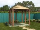 Thando Thatched Gazebo W2.8m x D2.8m