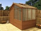 Thymemere Left Potting Shed W3.05m x D1.83m