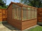 Thymemere Left Potting Shed W3.05m x D2.44m