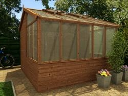 Thymemere Left Potting Shed W3.0m x D3.0m