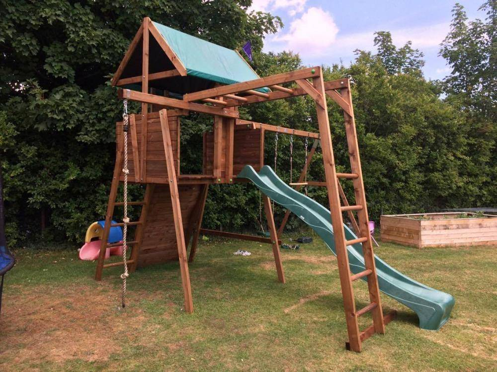 UltraFort Paddington W4.9m x D4.3m