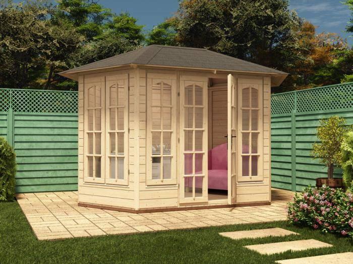 Valkyrie Summerhouse | Summerhouses