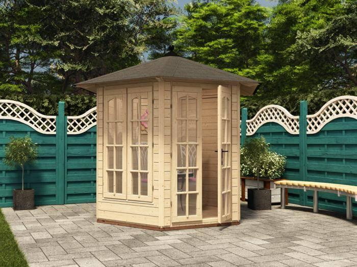 Vantage 220 Summerhouse | Summerhouses