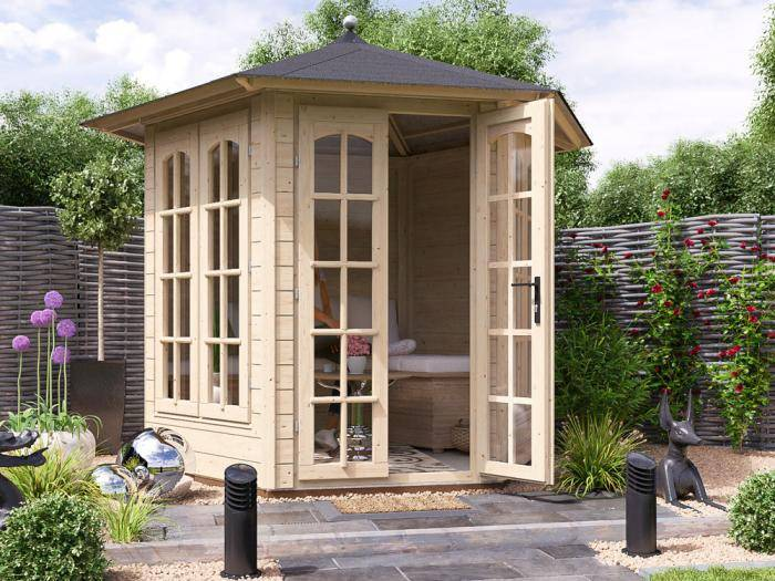 Vantage 220 Summerhouse W2.2m x D1.9m  | Summer House