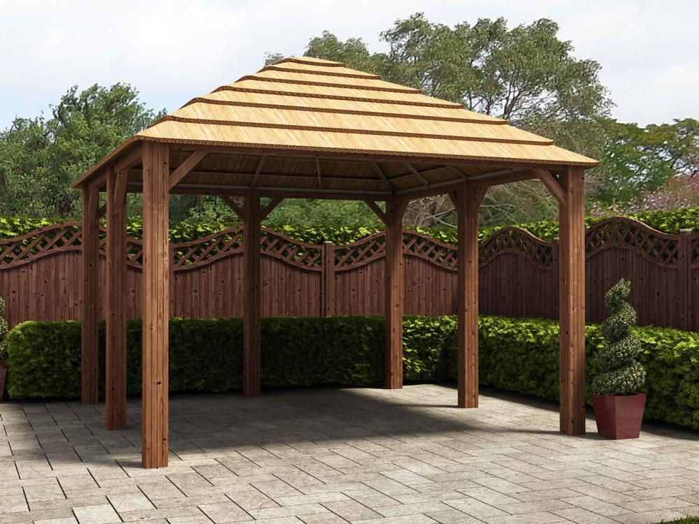 thatched gazebo thatched gazebos uk photo pixelmari. Black Bedroom Furniture Sets. Home Design Ideas