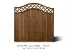 Barisan Full Fence Panel