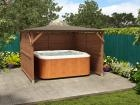 Erin Gazebo - Solid Wall Panels