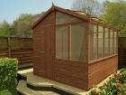 Fennelmere™ Left Potting Shed W2.44m x D3.05m