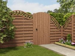 T&G High Arched Top Gate