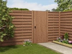 Grooved High Straight Top Gate
