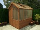 Sagemere™ Left Potting Shed W1.83m x D2.44m