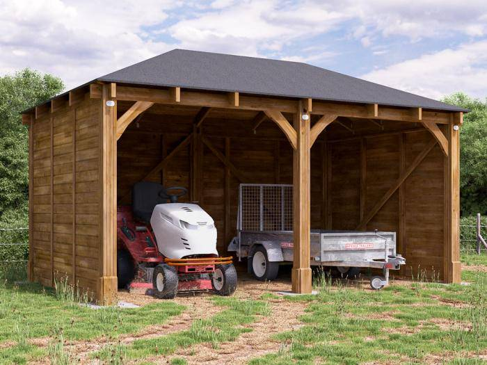 Artemis Double Carport | Garages