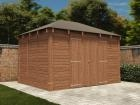 Atlas Single Garage W4.2m x D3.2m