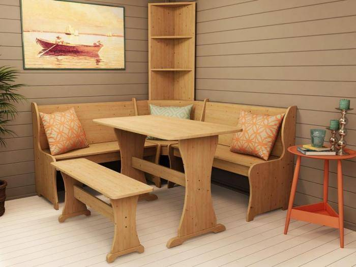 Set of Cabin Furniture | Extras