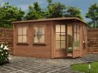 Pressure Treated Radley Log Cabin W4.0m x D3.0m
