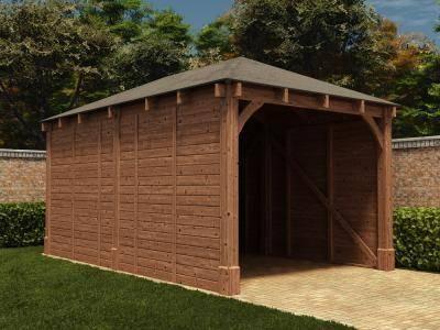 Artemis Single Carport | Garages