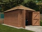 Thatched Artemis Single Garage W3.2m x D5.1m