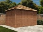 Thatched Atlas Single Garage W4.2m x D3.2m