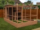 Rabbitopia With Shed W2.5m x D5.06m