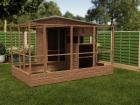 Rabbitopia With Shed W3.5m x D3.06m