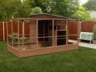 Rabbitopia With Shed W4.0m x D3.06m