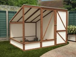 Bunnery Shed W2.75m x D1.85m