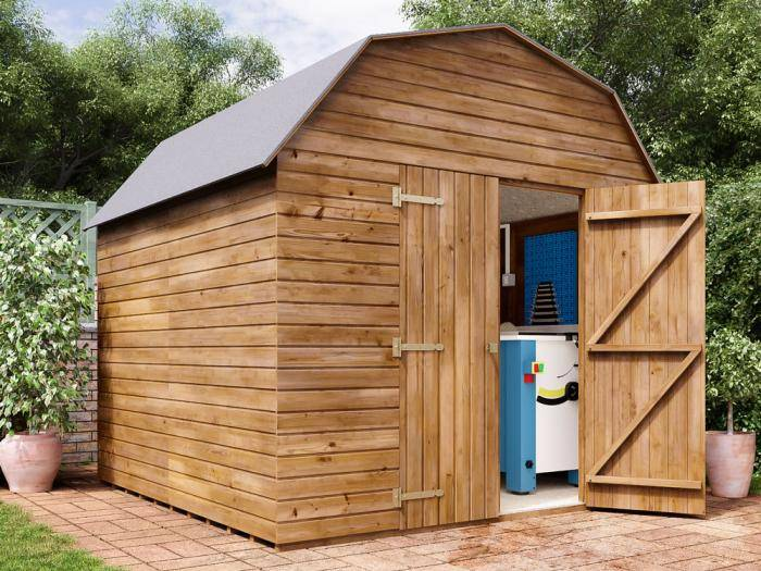 Dutch Barn | Sheds & Storage