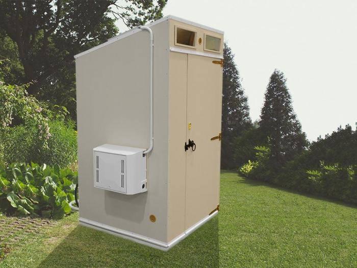 Composting Arctic Toilet MKII | Eco Toilet
