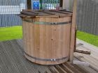 Ex-Display Hot Tub 1.30m with Cooking Pot