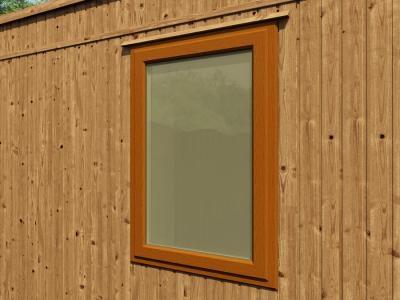 Golden Oak Wood Effect    Extras