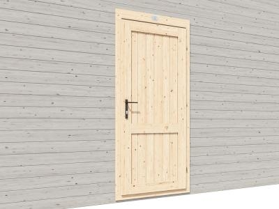 Additional Single Solid Door | Extras