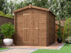 Taarmo Heavy Duty 19mm Log Shed