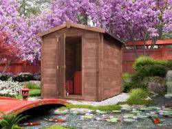 Taarmo Heavy Duty Log Shed