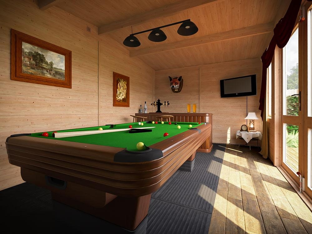 man cave home office. Insulated Garden Log Cabin Warm Man Cave Home Office Summer House - 62mm Walls