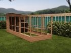 Rabbitopia With Shed W2.0m x D6.06m
