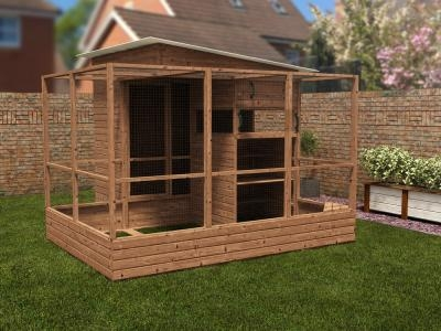 Rabbitopia With Shed W3.0m x D3.06m
