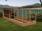 Rabbitopia With Shed W2.0m x D8.06m