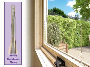24mm-Double-Glazing-Included