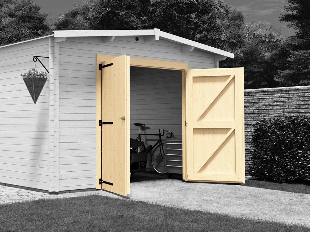 With Barn Door | Extras