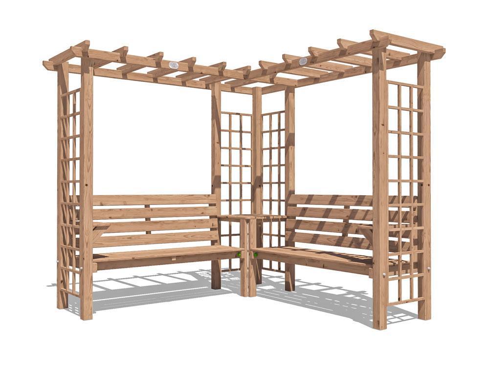 kids wooden climbing frame swing slide sets garden play. Black Bedroom Furniture Sets. Home Design Ideas