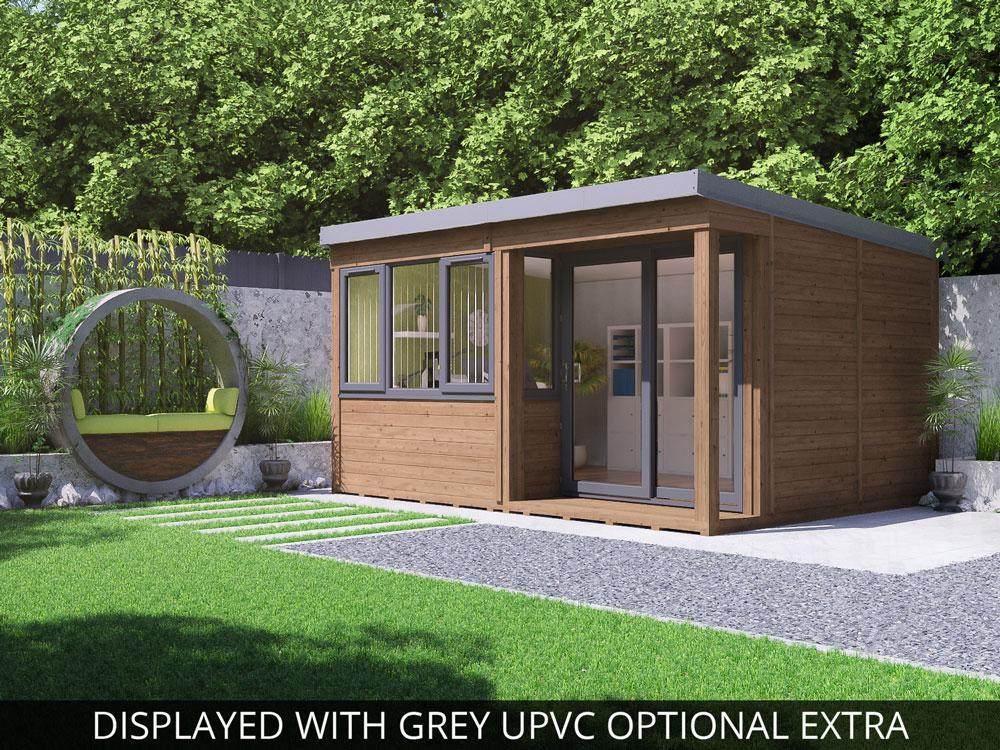 Helena Garden Office - Right W4.3m x D3.3m