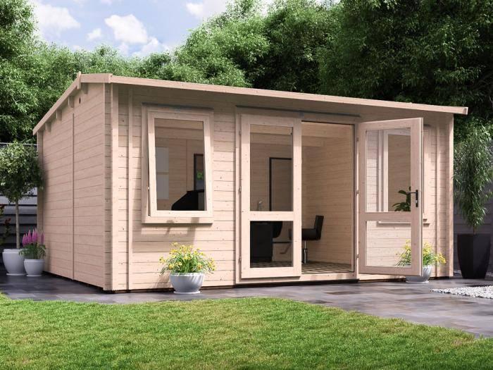 Lantera INSULATED Log Cabin | Warmalog Cabins