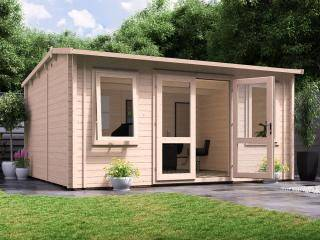 Lantera INSULATED Log Cabin
