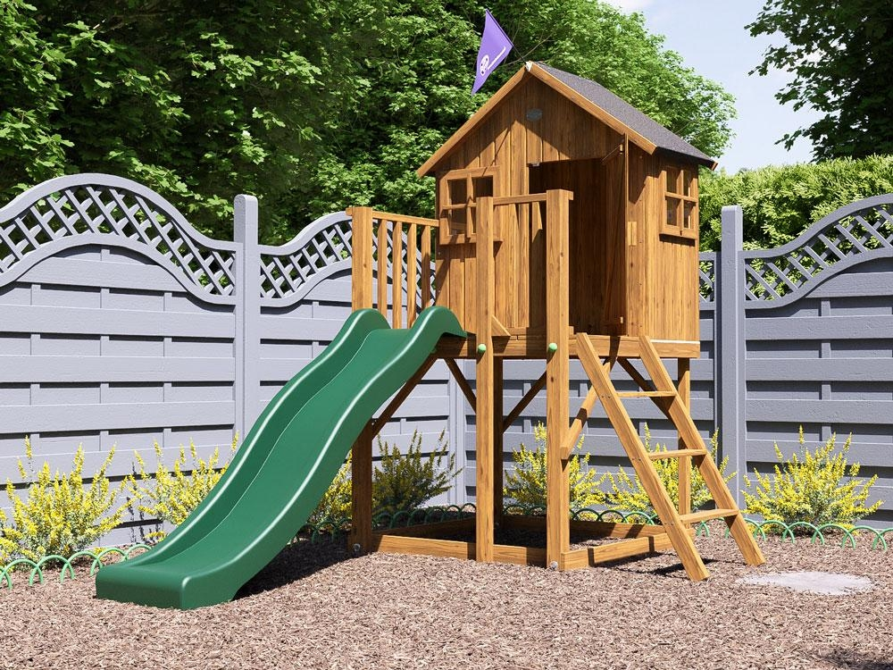Lil Lodge Playhouse MKII