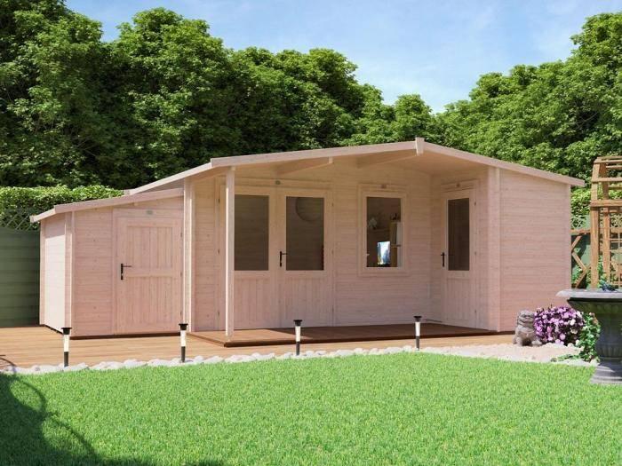 MissionPunchForce SideStore Log Cabin   Log Cabins