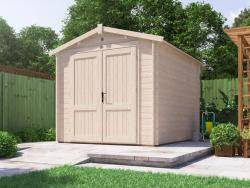 Petrus Heavy Duty Log Cabin Workshop